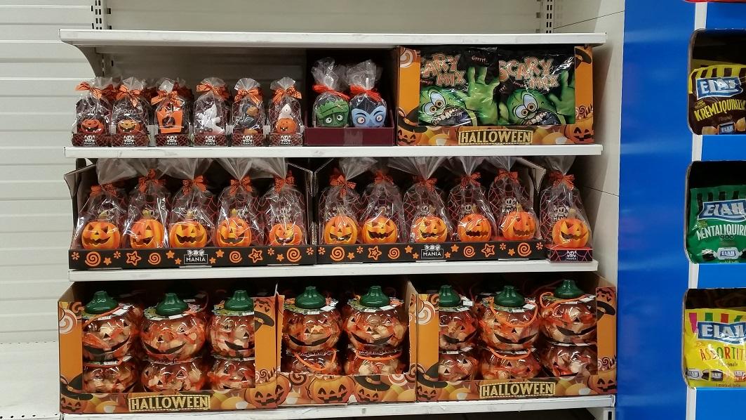 Allestimento Halloween
