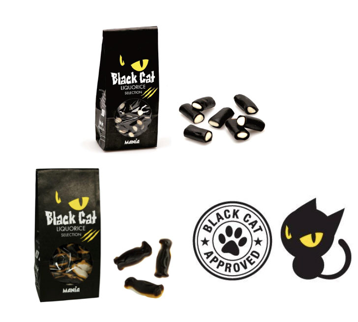 Black Cat Liquorice Selection