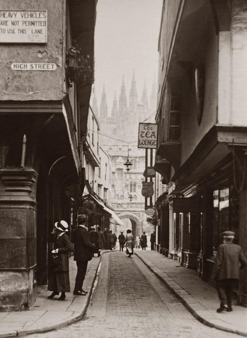 High Street Old